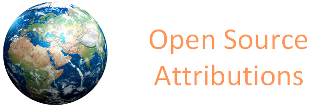 Open Source Attributions